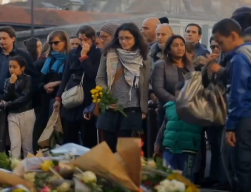 FRANCE LIVING WITH TERRORISM FOCUS ON EUROPE